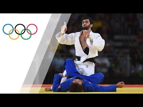 Men's 60kg Judo: Mudranov wins Russia's first Rio gold