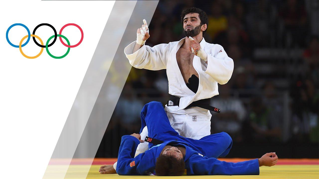 Download Men's 60kg Judo: Mudranov wins Russia's first Rio gold