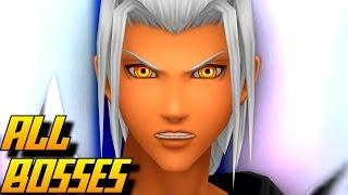 Kingdom Hearts 3D HD - All Bosses & Ending (KH 2.8)