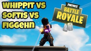 WHIPPIT vs SOFTIS vs FIGGEHN | Fortnite Battle Royale | Playground