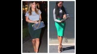 Kim Kardashian Inspired OOTD Thumbnail
