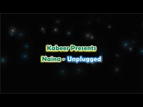 Naina Song By Neha Kakkar Karaoke Or Track