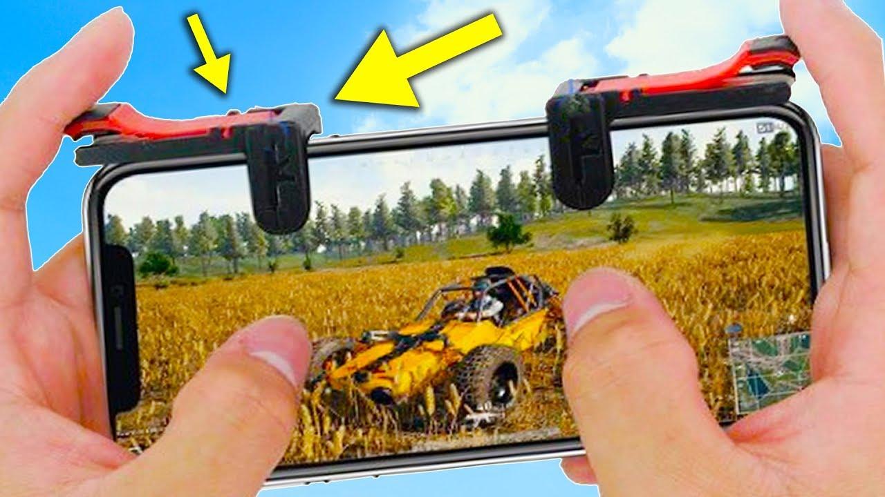 10 Tl Ye Pubg Mobile Oyun Kolu Denedim Youtube