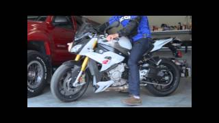 BMW S1000R Cinematic