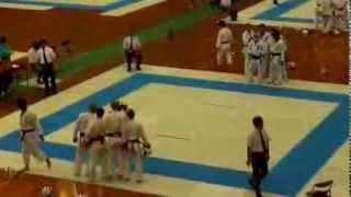 JKT-AKIHIRO  第68回大阪府高等学校総合体育大会空手道競技