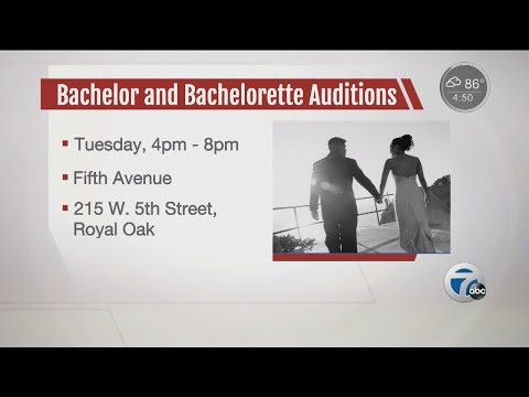 The Bachelor Comes To Royal Oak ABC