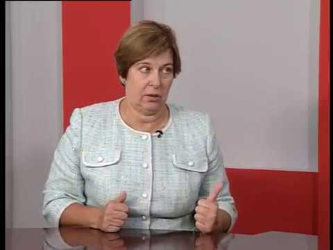 Актуальне інтерв'ю. Ксенія Ляпіна - голова Державної регуляторної служби України