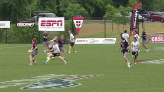 Virginia v. Whitman (2016 College Championships - Women's Semi)