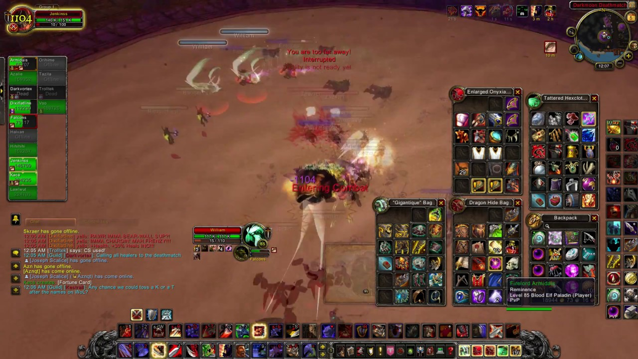 how to get to darkmoon faire horde