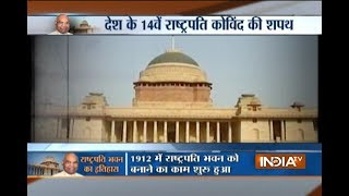 Know the History of Rashtrapati Bhawan