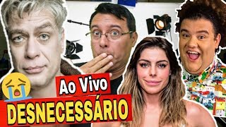 🌜🔥Felipeh Campos sai em DEFESA de Fábio Assunção + Letícia Almeida DETONA o cantor Victor Chaves