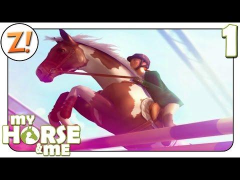 My Horse And Me: Aufgesessen und losgeritten! #1 | Lets Play ★ [GERMAN/DEUTSCH]