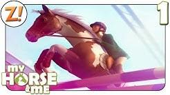 My Horse And Me: Aufgesessen und losgeritten! #1 | Let's Play ★ [GERMAN/DEUTSCH]
