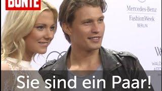 Richter & Pahde: Erster Liebesauftritt! - BUNTE TV