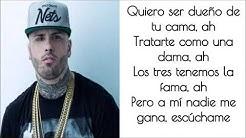 Romeo Santos Ft. Daddy Yankee, Nicky Jam  -  Bella y Sensual (LYRICS)
