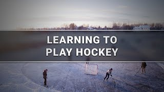 OTW: Learning To Play Hockey
