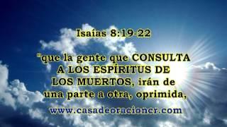 DIOS PROHÍBE HABLAR CON LOS MUERTOS. Tratado Bíblico Multimedia  Nº 57