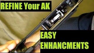 Gunsmith DIY  Refine Your AK Platform SKILL Level EASY Mods