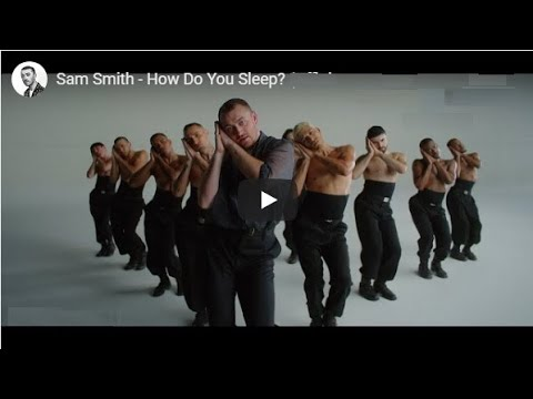 Sam Smith - How Do You Sleep? (Lyrics) from YouTube · Duration:  3 minutes 23 seconds