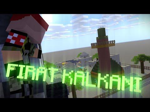 Fırat Kalkanı Filmi Minecraft Animasyonu [Full]