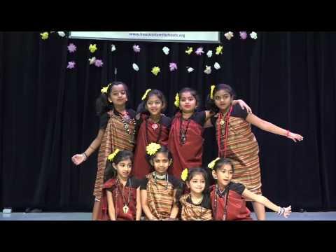 Katy Tamil School Muthamizh Vizha 2017 Dance Drama - 3 of 6