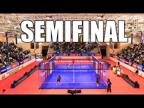 Semifinal | Torneo World Padel Tour (2015) San Fernando Open