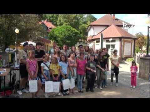 Skauci Europy: I Polanicka Gra Miejska (29.08.2011)