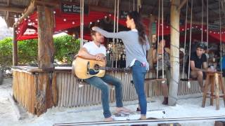 """Dierks Bentley """"making of Somewhere on the Beach"""""""