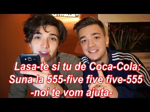 OARE M-AM LASAT DE COCA-COLA? Q&A SPONTAN