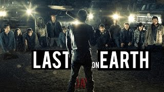 The Walking Dead || Last Day on Earth