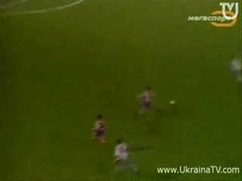 Dynamo Kijów - Atletico Madryt w finale PZP. Wideo