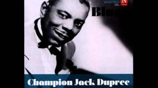 Champion Jack Dupree   Grandes maestros del blues 12