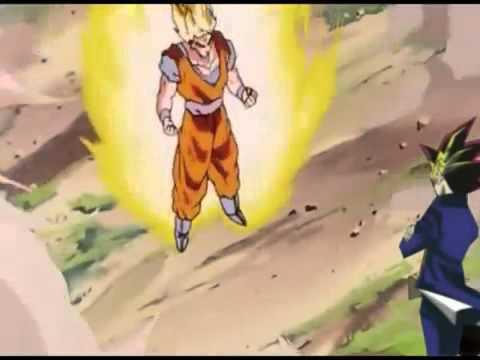 Yugi Vs Goku Muito Zika Youtube