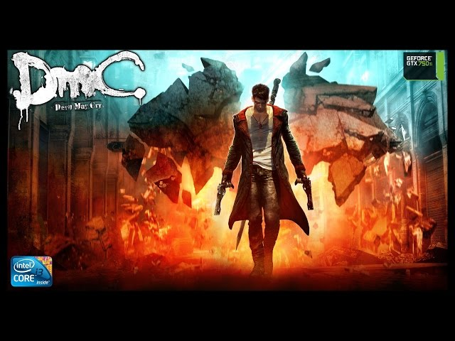 Dmc Devil May Cry - I3 3250 + Gtx 750ti - Full Hd