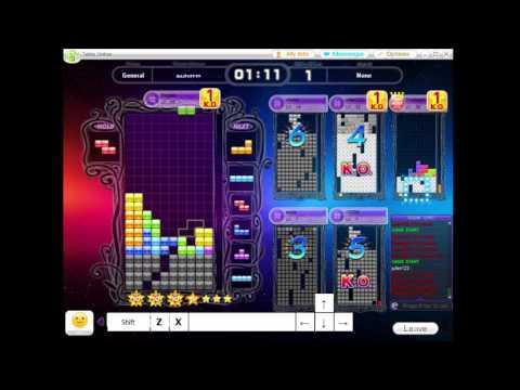 [Tetris Online Wonderland] MicroBlizz 6p