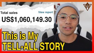 How I made a 1 Million Dollar Online Store | Ecommerce Dropshipping Success Story
