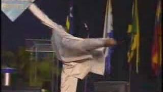 Caribbean Worship Institute 2005 Freddie Moore Dance