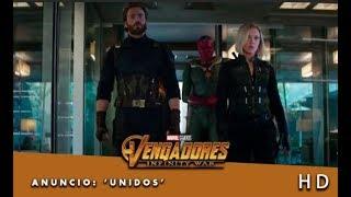 Vengadores: Infinity War de Marvel | Nuevo anuncio oficial en español | HD
