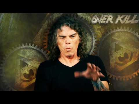 OVERKILL - The Grinding Wheel - Influences (OFFICIAL INTERVIEW #3)