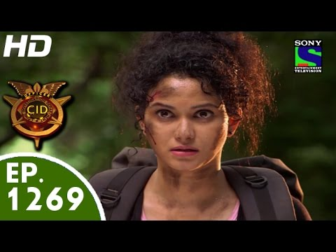 CID - सी आई डी -  Jungle Ka Khooni Khel - Episode 1269 - 23rd August, 2015
