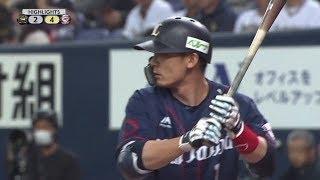 2019年4月28日 オリックス対埼玉西武 試合ダイジェスト