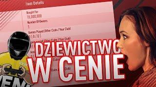FIFA 17  dziewictwo w  CENIE w trybie Ultimate Team!
