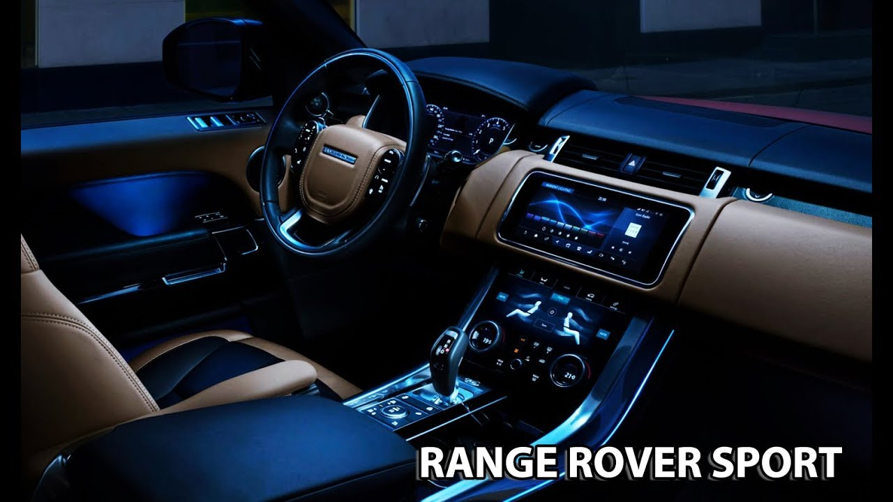 2018 range rover sport interior more comfortable than ever