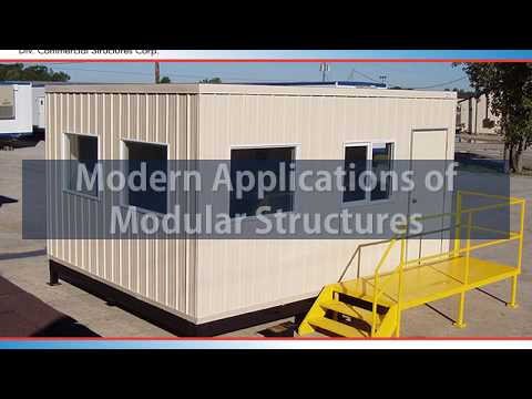 Modern Applications of Modular Structures