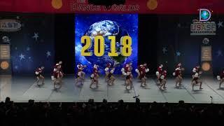 Jexer Fitness Club Omiya (Japan) - Zingys [2018 Junior Dance Finals]
