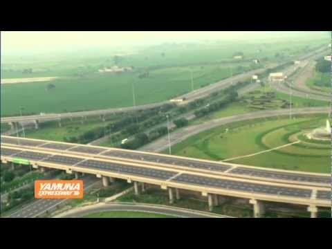 Yamuna Expressway - The expressway to the future