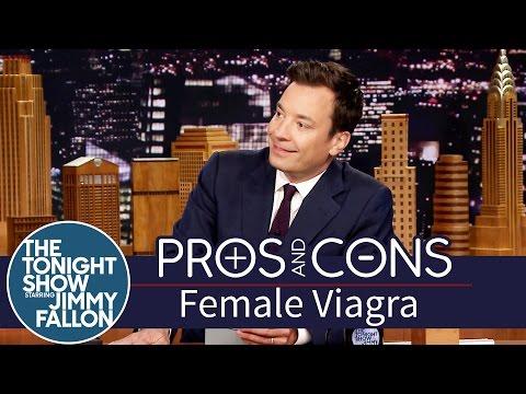 Pros and Cons: Female Viagra