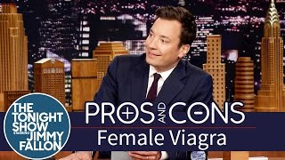 Pros and Cons: Female Viagra