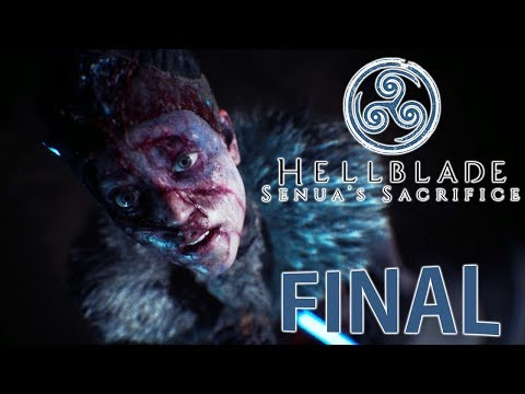 Hellblade Senua's Sacrifice - FINAL ÉPICO!!!!!!!!!! [ PC - Playthrough ]