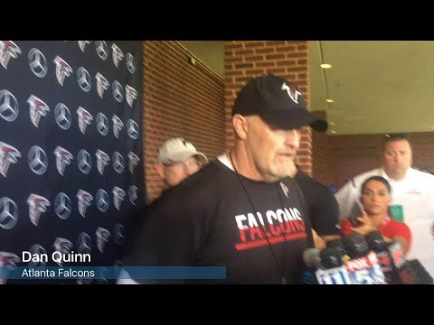 Video: Dan Quinn on Jason Taylor going into the Hall of Fame